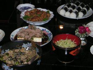 ハワイケータリング 和食メニュー