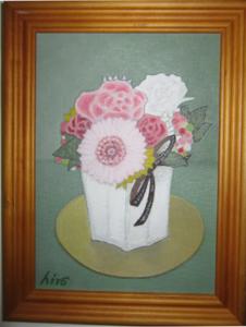 花ビンの花